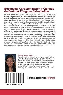 Búsqueda, Caracterización y Clonado de Enzimas Fúngicas ...
