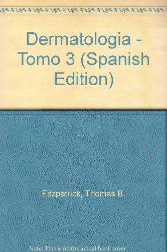 Descargar Libro Dermatologia En Medicina General.fitzpatrick Tomo Iii Freedberg