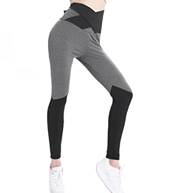 7a78dcd72487b4 Jaminy Women Bandage Crisscross Workout Leggings Push Up Compression Sports Tights  Fitness Trousers Yoga Pants: Amazon.co.uk: Clothing