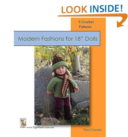 Crochet Doll Patterns Amazon