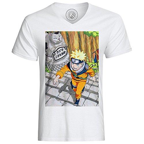 T-shirt Naruto Sakura-Straße cat manga ninja