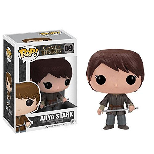 Game Of Thrones Dolls Figures Toy Gifts Fashion Rides Arya Stark by Fubovd