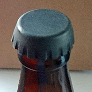 Silicone Bottle Caps for Beer and Soda Pop Set of 12 Caps Various Colors by Sir Pent Trading