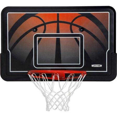 Lifetime Impact Backboard Basketball Combo