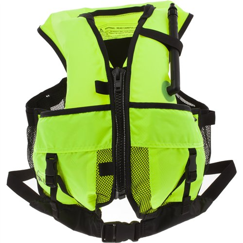 Scuba Max Snorkel Vest Junior Up to 100 lbs (45.4 kg) - Adult X-Large 200 Lbs + by Scuba Max