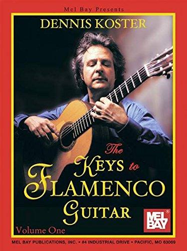 Read Online The Keys to Flamenco Guitar, Volume 1 pdf
