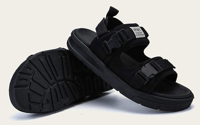 4bc611c9b Femaroly Men s Couple Sandals Leisure Slippers Wear-Resistant Non-Slip Beach  Shoes  Amazon.co.uk  Shoes   Bags