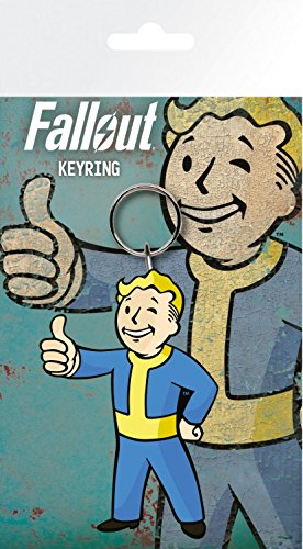 1art1® 1 art1 100037 Fallout - 4, Vault Boy Thumbs Up Fan de ...