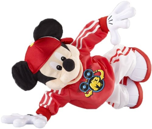 Fisher Price Y5160 Peluche Mickey Hip Hop