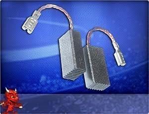 Bosch escobillas de carbón para lijadora angular GWS 6-115 E, GWS 8-100 C, GWS 8-100 CE