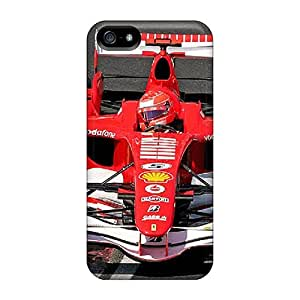 Special Design Back Michael Schumaher Phone Case Cover For Iphone 5/5s