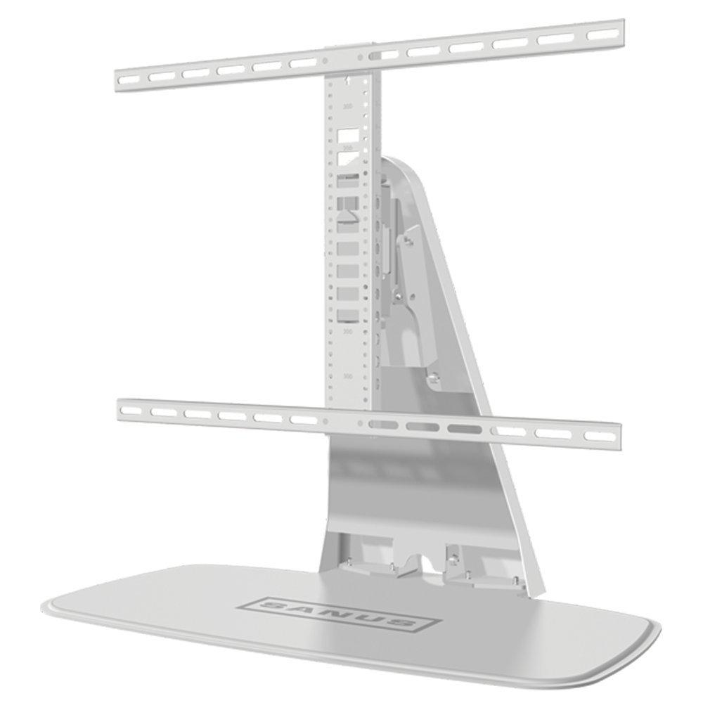 'Sanus wstv1Universal Giratorio TV Soporte para 32–152,4cm Pantallas y playbase/Sonos PLAYBAR, Color Blanco WSTV1-W2