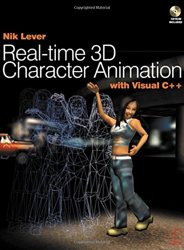 Real-time 3D Character Animation with Visual C++ by Focal Press