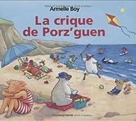 La crique de Porz'guen par Armelle Boy