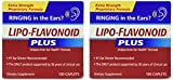 Lipo-Flavonoid Plus Unique Ear Health Caplets, 2 Count
