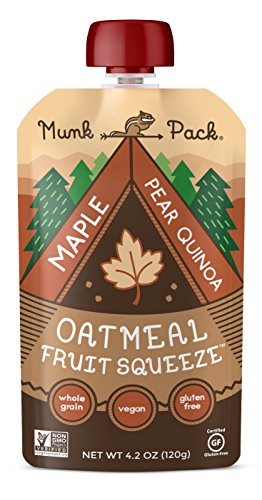 Munk Pack Oatmeal Squeeze Quinoa product image