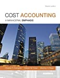img - for Cost Accounting: A Managerial Emphasis by Horngren 15th Edition (Hardcover) Textbook Only book / textbook / text book