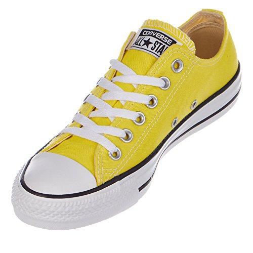 Converse - Zapatillas de deporte para hombre Fresco Amarillo