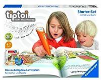 Ravensburger 00502 - tiptoi: Starter-Set mit Stift und Buch