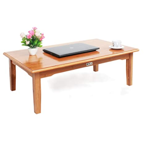 Wondrous Amazon Com Coffee Tables Tea Table Tatami Bamboo Table Home Gmtry Best Dining Table And Chair Ideas Images Gmtryco