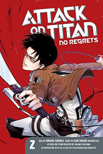 Attack on Titan: No Regrets 2 (Attack On Titan A Choice With No Regrets)