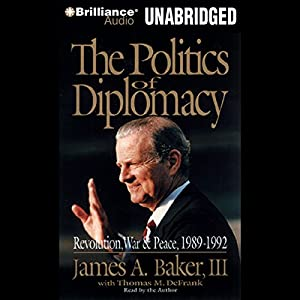 The Politics of Diplomacy Audiobook