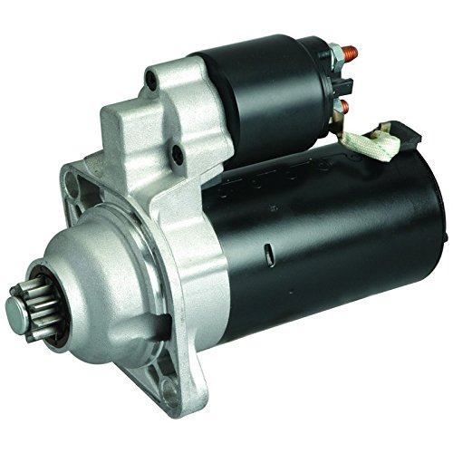 Golf Jetta New Beetle - New Starter For VW Golf, Beetle, Jetta, Passat, TDI High Torque 2.0KW with Manual Transmission