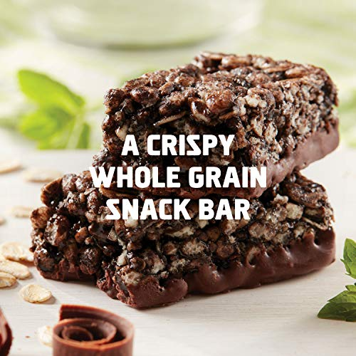 CLIF KID ZBAR - Protein Snack Bar - Chocolate Mint (1 27 Ounce Bar, 5  count) (packaging may vary)