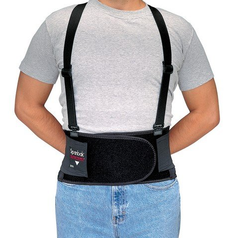 (Allegro Spanbak Back Belt 2xlarge)