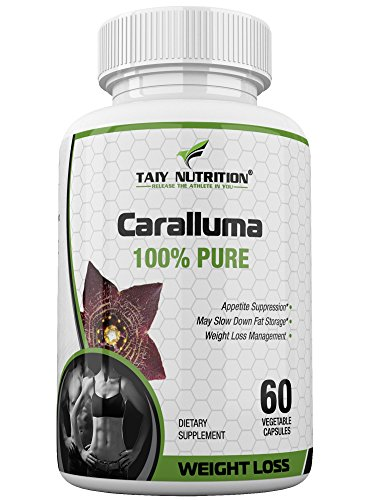 Taiy Nutrition Caralluma Pure Weight Loss Supplement and ...