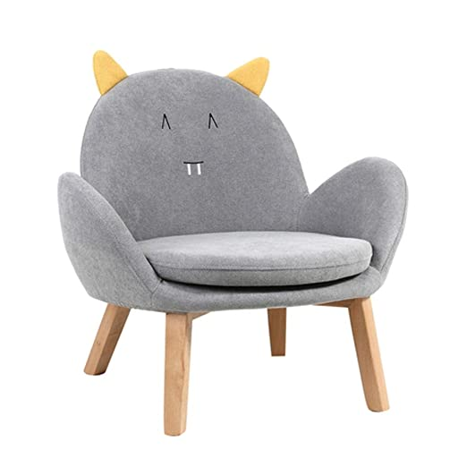 Cartoon Mini Sofa Bench, Semi-enclosed Design Sponge Cushion ...