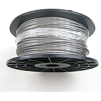 Marine Grade Stainless Steel Type 316 Wire Rope Cable