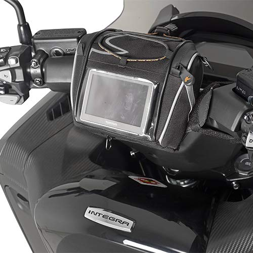 Scooter Kappa RA305R Sac Porte-GPS Universel de Fixation avec Fermeture /à Scratch r/églable pour Moto