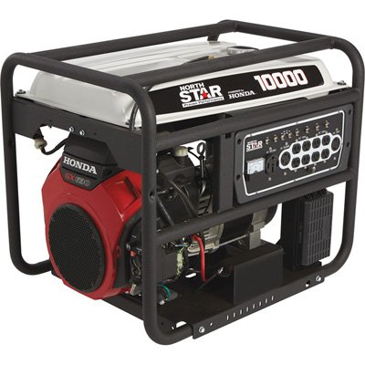 NorthStar handheld Generator - 10,000 Surge Watts, 8500 Rated Watts, Electric Start, EPA and CARB-Compliant Cheap For Now