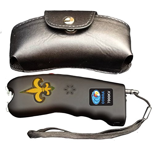 Cobra-7-Million-Volt-Stun-Gun-CSP-007-Rechargeable-with-Ultimate-Self-Defense-Features