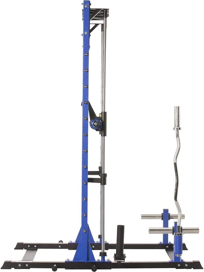 Maxxus 7.1 Smith máquinas – MultiPower Gimnasio, Movimiento ...