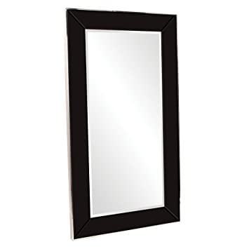 white leaning floor mirror. howard elliott 11136 devon leaning floor mirror, 40 x 71-inch white mirror