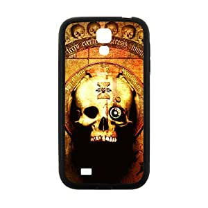 Skull Pattern Hot Seller High Quality Case Cove For Samsung Galaxy S4