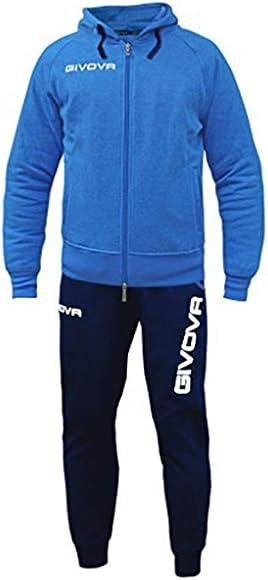 Givova, chandal king, azul/azul , XL: Amazon.es: Deportes y aire libre