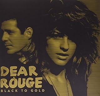 Black to Gold [Vinyl LP] by Dear Rouge (B0156SHWMO) | Amazon price tracker / tracking, Amazon price history charts, Amazon price watches, Amazon price drop alerts
