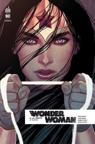 guide comics wonder woman