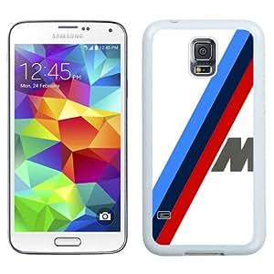 Bmw M Sport White Abstract Design Custom Samsung Galaxy S5 I9600 Case