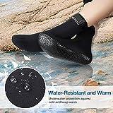 IREENUO Neoprene Diving Socks 3mm Ultra Premium