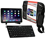 Navitech Converter Pack Including Multi OS Wireless Bluetooth Keyboard / Black Case Bag & Portable Stand For The ASUS Eee Pad Transformer TF101 / ASUS Eee Pad Transformer Prime TF201 / ASUS Transformer Pad TF300 / Asus Transformer Pad Infinity / Asus Transformer Pad TF701