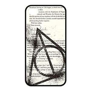 iphone covers Protective TPU Rubber Coated Phone Case for iPhone 6 4.7 / iPhone 6 4.7 - Harry Potter