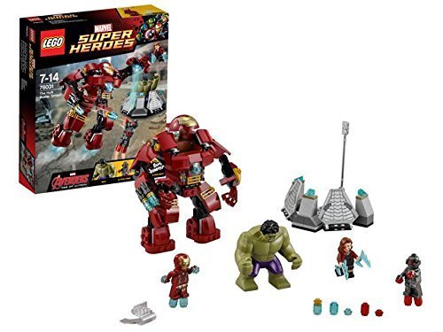 LEGO (LEGO) of Super Heroes Hulk Buster Smash 76031 by LEGO