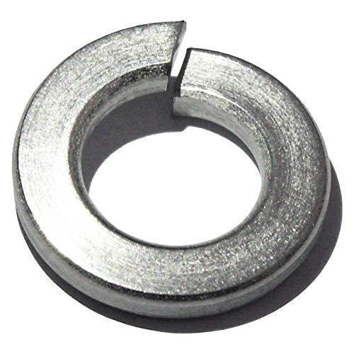 Split Lock washers, Stainless Steel 18-8, 3/8″, PK50, by Fullerkreg
