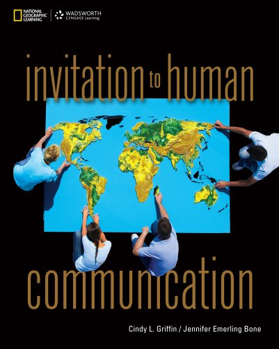 Download Invitation to Human Communication (Explore Our New Communications 1st Editions) Pdf