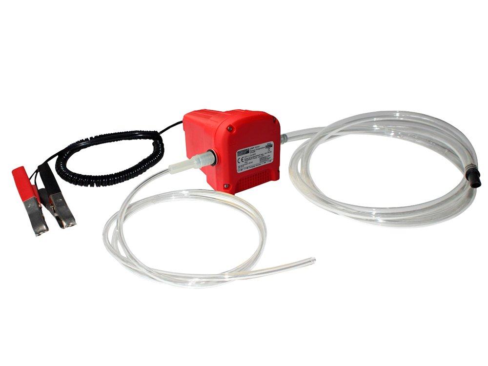 Eufab 21014 - Pompa elettrica per aspirazione olio motore, 12V Eufab GmbH