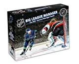 NHL Big League Manager Board Game - Vancouver Vs Ottawa